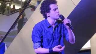 """Sam Alves ID Tour- Acústico  - """"ESSE MISTÉRIO""""  Recreio Shopping/RJ"""