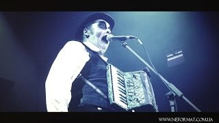 The Tiger Lillies - Heroin and Cocain - Live@Sentrum, Kiev [09.05.2014]