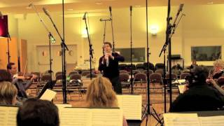 Teaser: Romain Guyot recording session for Mozart Clarinet Concerto