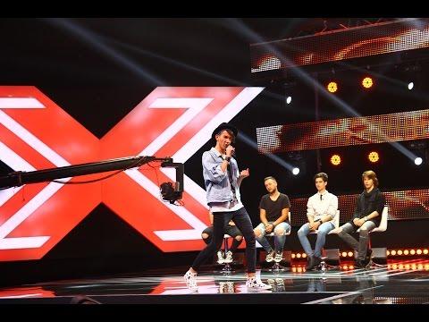 Delia - Inimi Desenate. Răzvan Moldovan la X Factor!