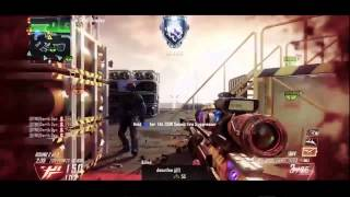 FaZe Dyn - Five Man Headshot Feed (Call Of Duty Black Ops 2 One Clip Edit)