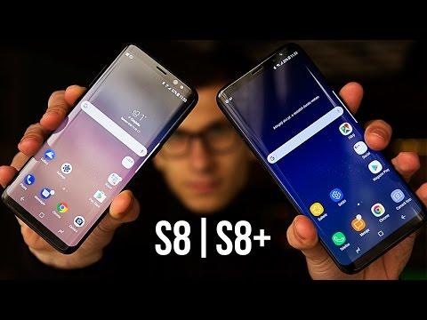 Samsung Galaxy S8 și S8+: Tot ce trebuie să știi (Review în Română)