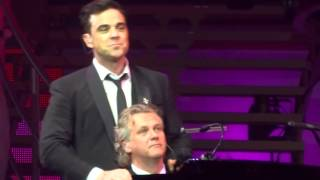ROBBIE WILLIAMS - I Will Talk And Hollywood Will Listen - Manchester 29/06/2014