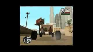GTA San Andreas: Having Sex in a Invisible Car