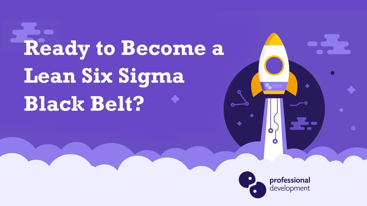 3 Reasons to Become a Six Sigma Black Belt