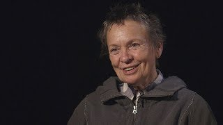Laurie Anderson Interview: We are In Constant Panic Mode