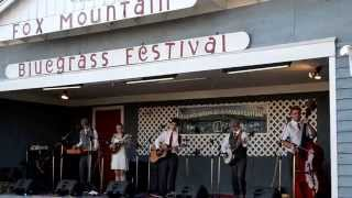 Salty Dog Blues Cover by Next Generation at Fox Mountain Bluegrass Festival 2014