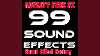 Plastic Tubes Big Fall Hit Bounce Sound Effect Fx
