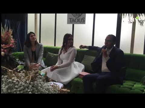 Video : Safae Hbirkou égérie des Shampoings Taous
