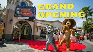 The Grand Opening of DreamWorks Theatre featuring Kung Fu Panda at Universal Studios Hollywood
