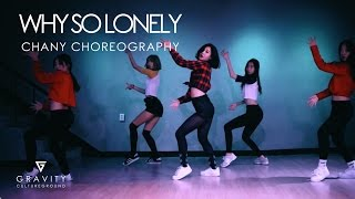 Why So Lonely - Wonder Girls(원더걸스) | Chany Choreography