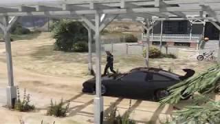 GTA 5 - Nissan 180sx Drift