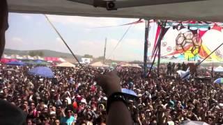 Ritmo Live -  Atmosphere Festival IX - Mexico 2013