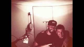 La fouine en studio avec Patrick Bruel
