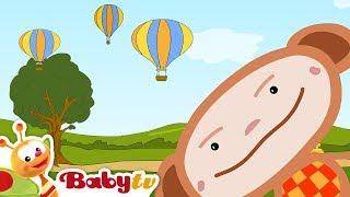 Hot air balloon - Oliver | BabyTV
