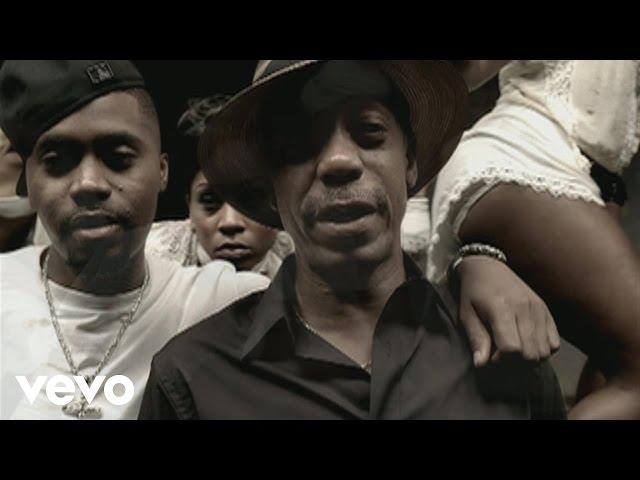 Videoclip oficial de 'Bridging The Gap', de Nas.
