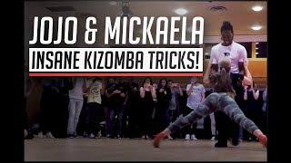 Chama Meu Nome / Jojo & Mickaela Kizomba Tricks @ Suave Dance Festival 2017