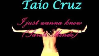 I just wanna know - taio cruz's routine (short vrs)