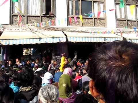 Christmas Carols in Nepal