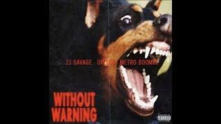21 Savage - My Choppa Hate Niggas [Instrumental Remake]