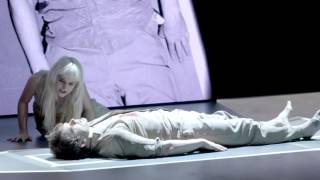 Life on Mars from Lazarus Musical (Sophia Anne Caruso) live at the King's Cross Theatre London