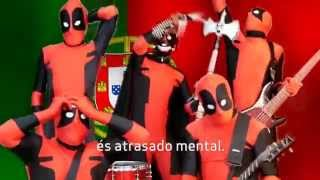 "Quinteto Explosivo - ""Portugal, Portugal és Atrasado Mental"" - Videoclip versão Hard!"