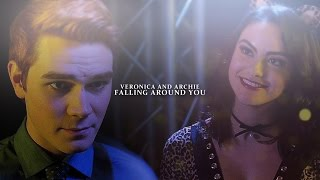 veronica and archie - falling around you