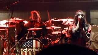 Die Motherfucker Die- Dope Live at the Virginia Chili Cook Off 10/12/13 (HD)