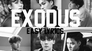 EXO-K - Exodus [EASY LYRICS] width=