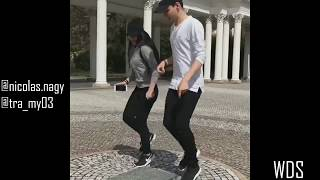 Best Video Couple Dancing Shuffle - World Dance Styles