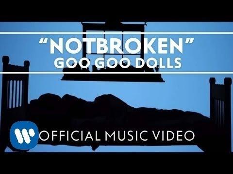 Not Broken En Espanol de Goo Goo Dolls Letra y Video
