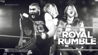 "WWE Royal Rumble 2017 Official Theme Song - ""Blow Your Mind"" with download link"