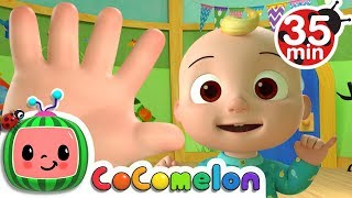 Finger Family | +More Nursery Rhymes & Kids Songs - Cocomelon (ABCkidTV) width=