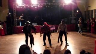 Apresentação Dança Cigana Masculina Animá Refleja - Festa Família Sbano - 28/05/2016