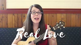 Real Love - The Beatles Cover (Ukulele)
