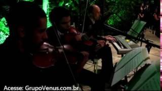 Como é Grande Meu Amor por Você - Violino - Música para Casamento Entrada dos Pais RJ e SP