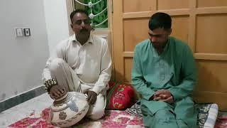 Sajid ali with jangir pahari mahiya nook tok