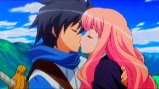 [Zero No Tsukaima AMV] Love me to Death (Reupload)