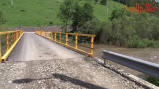 Inundatii pe Valea Muresului