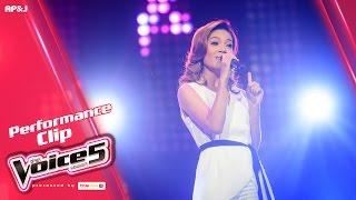The Voice Thailand - กิ๊ฟท์ จุฑาทิพย์ - วอน - 15 Jan 2017