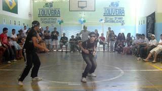 Apresentaçao/Dança com o Bruno Gadelha