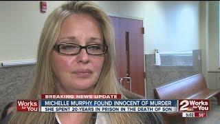Michelle Murphy Found Innocent Of Murder