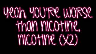 Panic! At The Disco-Nicotine (Lyrics)