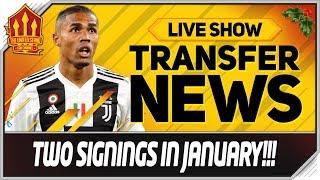 Solskjaer Handed Manchester United Transfer Boost! Man Utd News Now
