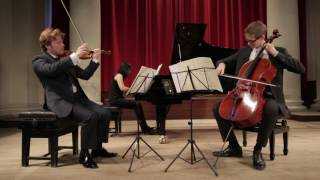 Minerva Piano Trio - SJSS Young Artists 16/17