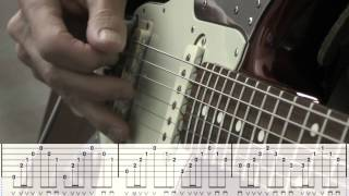 House of The Rising Sun - Guitar Arpeggio w/Tabs