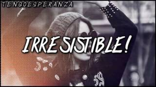 Lali Esposito || Irresistible || Letra