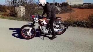 BMW r75/6 La Benita