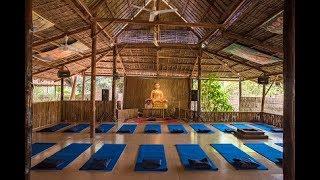 Hariharalaya ~ OFFICIAL VIDEO ~ Yoga & Meditation Retreat Center