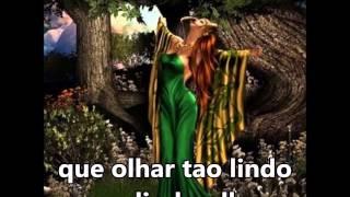 """Cigana Esmeralda """"Que olhar tao lindo"""" SUBTITULADO Y CON LETRA"""
